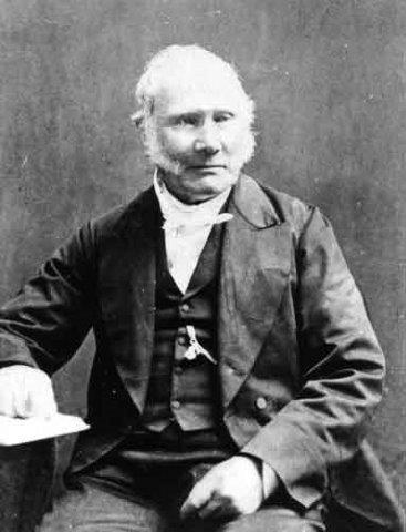 Rev. Dr. Robert Stirling